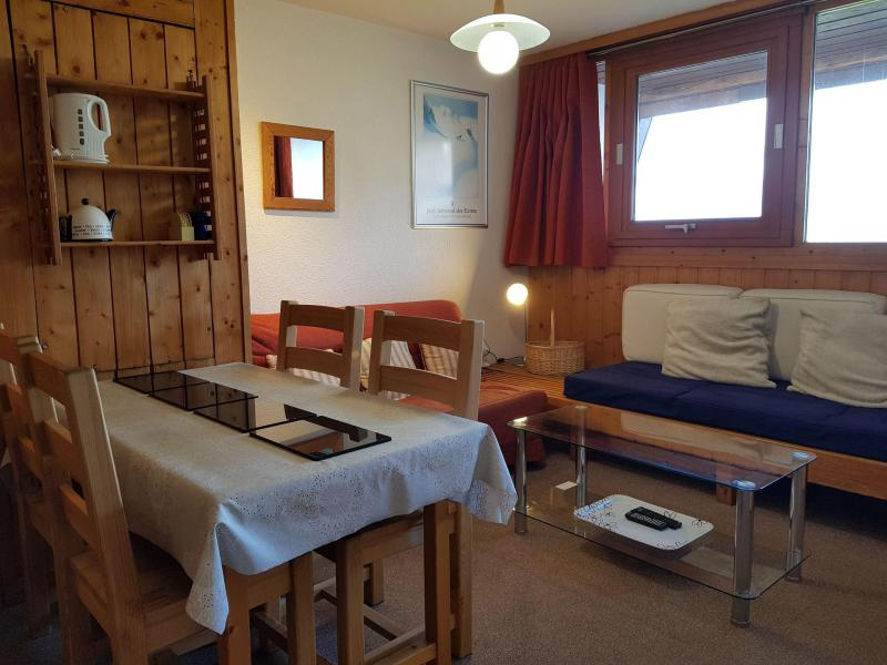 Location au ski Appartement 2 pièces 4 personnes (729R) - Résidence Cachette - Les Arcs - Séjour