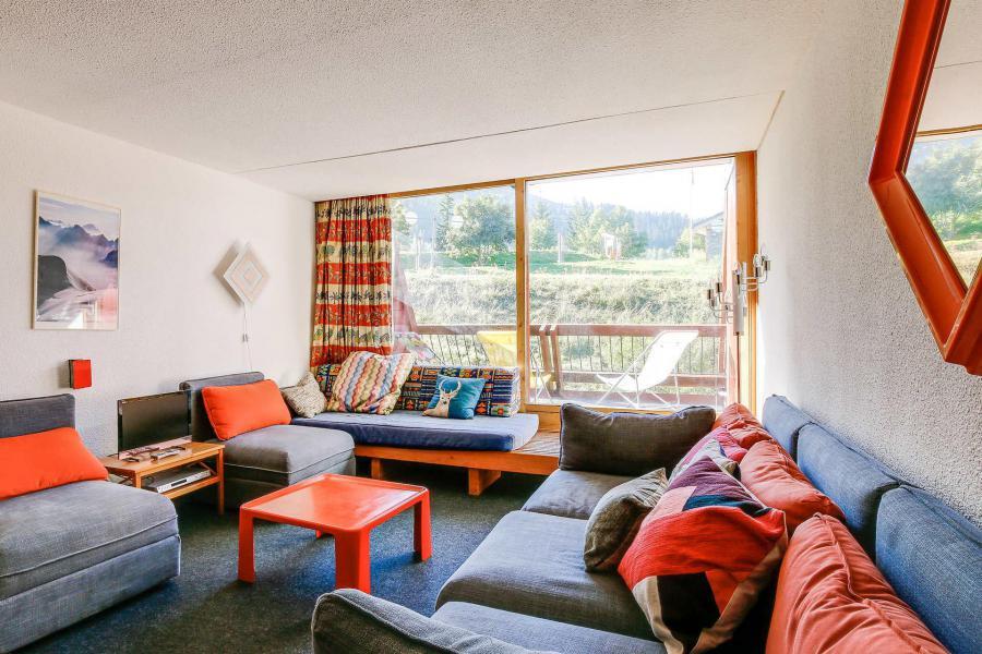 Location au ski Appartement 3 pièces 7 personnes (775R) - Résidence Cachette - Les Arcs - Appartement