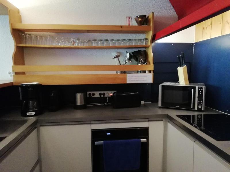 Location au ski Appartement 3 pièces 8 personnes (772R) - Résidence Cachette - Les Arcs - Cuisine