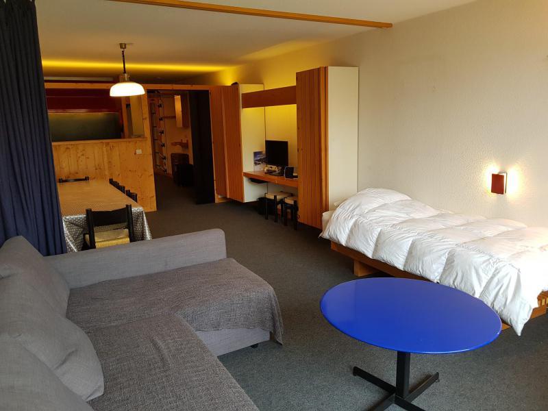 Location au ski Appartement 3 pièces 8 personnes (772R) - Résidence Cachette - Les Arcs - Séjour