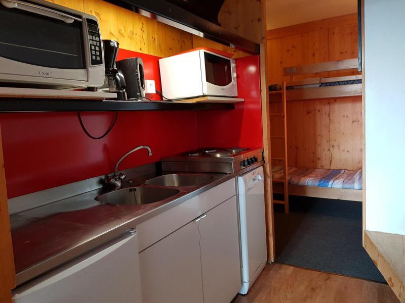 Location au ski Studio 5 personnes (662) - Résidence Cascade - Les Arcs