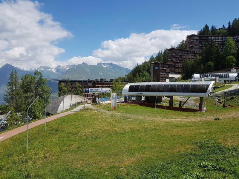Location au ski Studio 3 personnes (553) - Résidence Cascade - Les Arcs