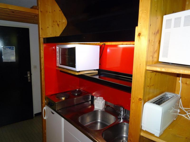 Location au ski Studio 3 personnes (623) - Résidence Cascade - Les Arcs