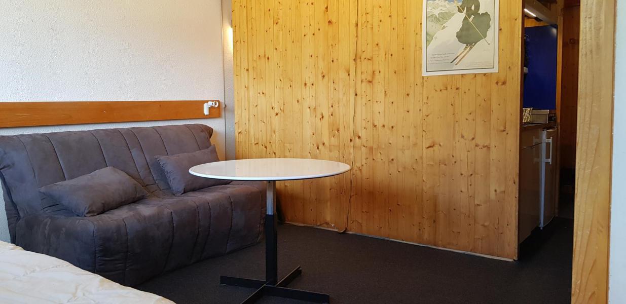 Location au ski Studio 2 personnes (521) - Residence Cascade - Les Arcs