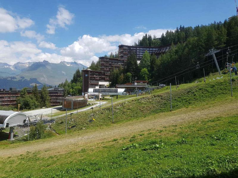 Location au ski Studio 2 personnes (522) - Résidence Cascade - Les Arcs