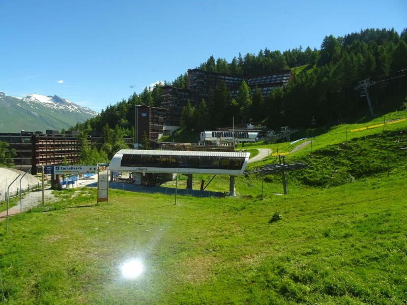 Location au ski Studio 3 personnes (567) - Residence Cascade - Les Arcs
