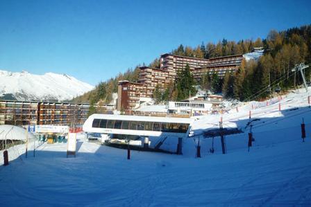 Location au ski Studio cabine 4 personnes (556) - Résidence Cascade - Les Arcs