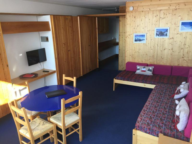 Location au ski Studio coin montagne 4 personnes (654) - Résidence Cascade - Les Arcs