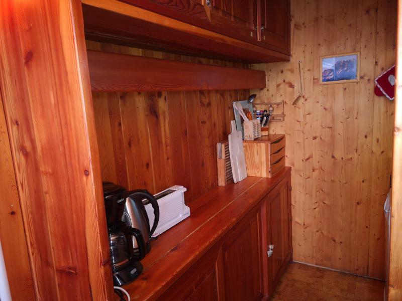 Location au ski Appartement 2 pièces cabine 7 personnes (679R) - Résidence Cascade - Les Arcs - Cuisine
