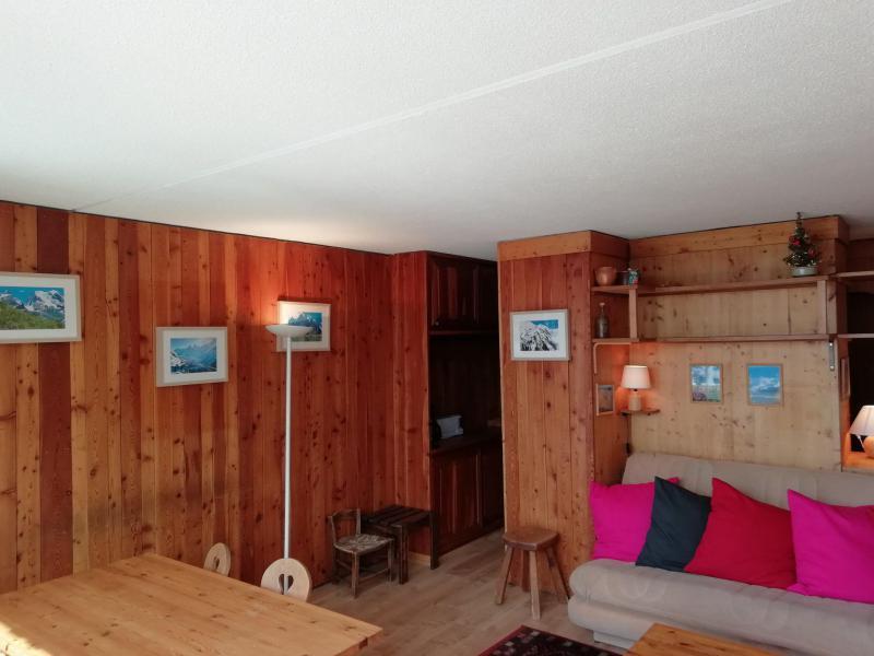 Location au ski Appartement 2 pièces cabine 7 personnes (679R) - Résidence Cascade - Les Arcs - Séjour