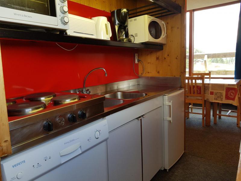 Location au ski Appartement 3 pièces 7 personnes (669) - Résidence Cascade - Les Arcs - Cuisine