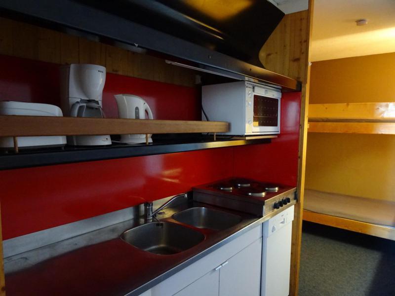 Location au ski Studio 4 personnes (655) - Résidence Cascade - Les Arcs - Cuisine