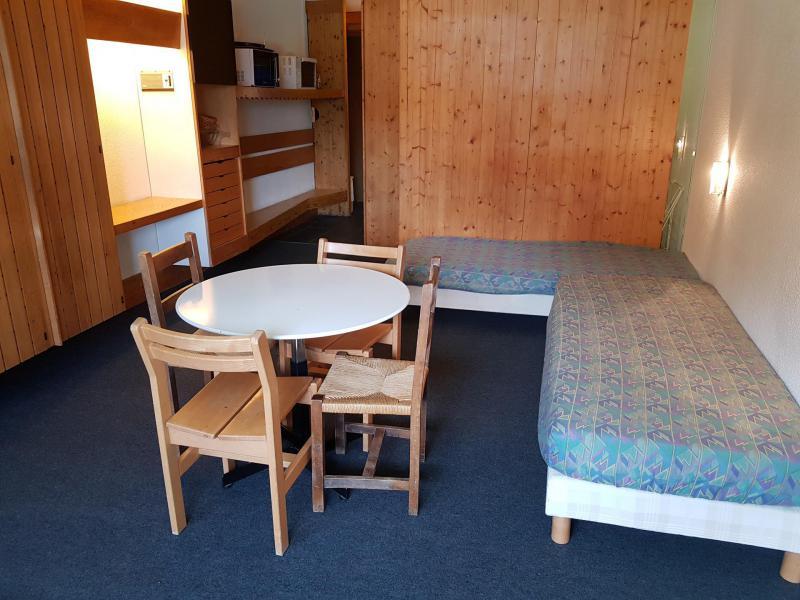 Location au ski Studio cabine 4 personnes (556) - Résidence Cascade - Les Arcs - Appartement