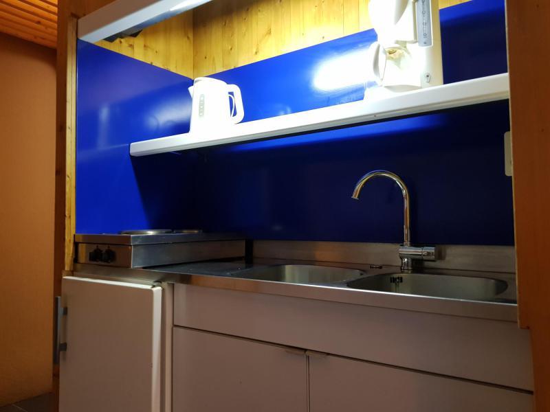 Location au ski Studio cabine 4 personnes (556) - Résidence Cascade - Les Arcs - Cuisine