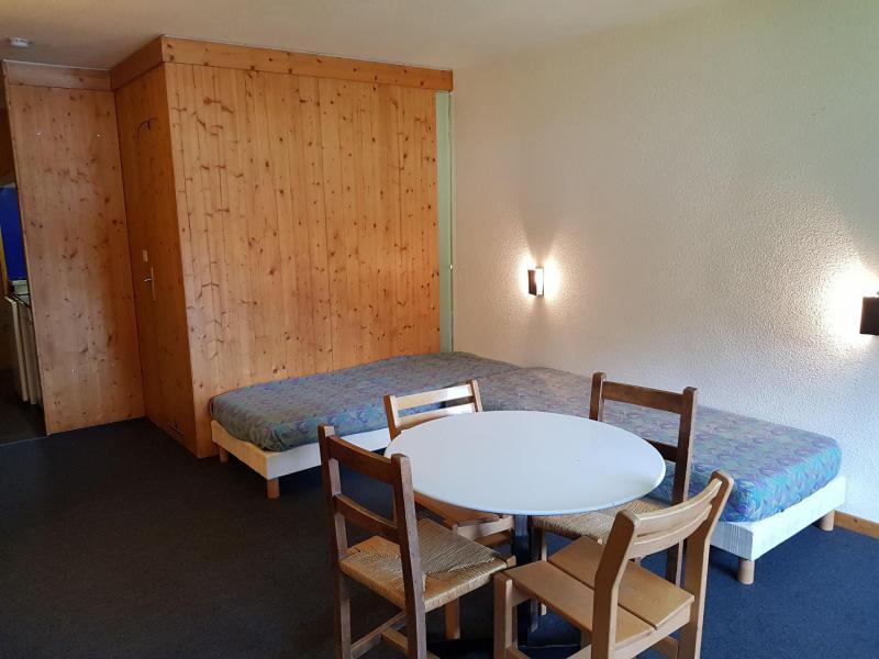 Location au ski Studio cabine 4 personnes (556) - Résidence Cascade - Les Arcs - Séjour