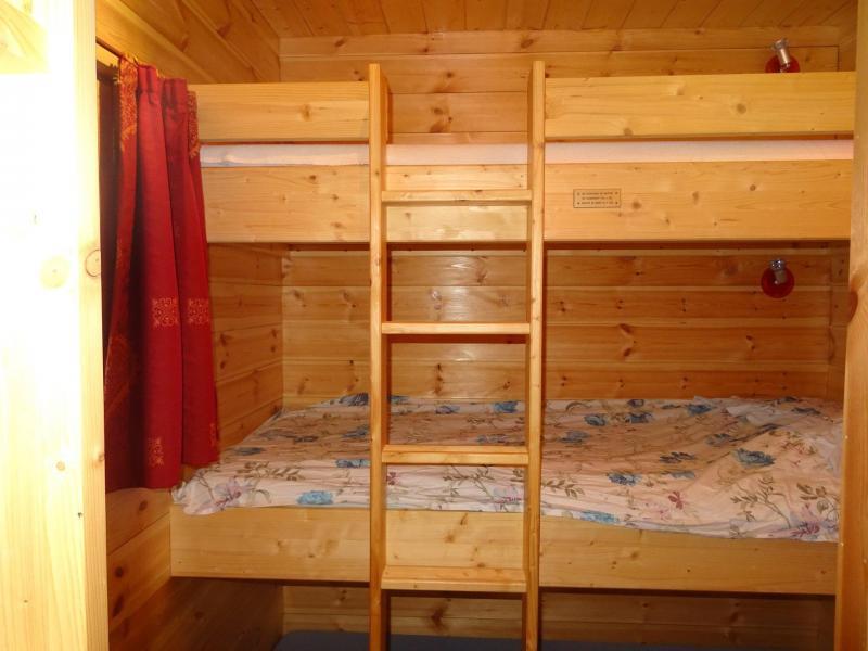 Location au ski Studio cabine 5 personnes (547R) - Résidence Cascade - Les Arcs - Lits superposés