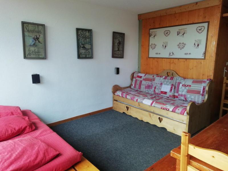 Location au ski Studio coin montagne 4 personnes (648) - Résidence Cascade - Les Arcs - Appartement