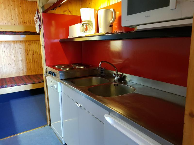 Location au ski Studio coin montagne 4 personnes (654) - Résidence Cascade - Les Arcs - Cuisine
