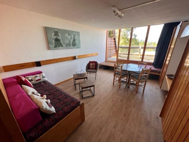 Location au ski Studio coin montagne 4 personnes (654) - Résidence Cascade - Les Arcs - Séjour