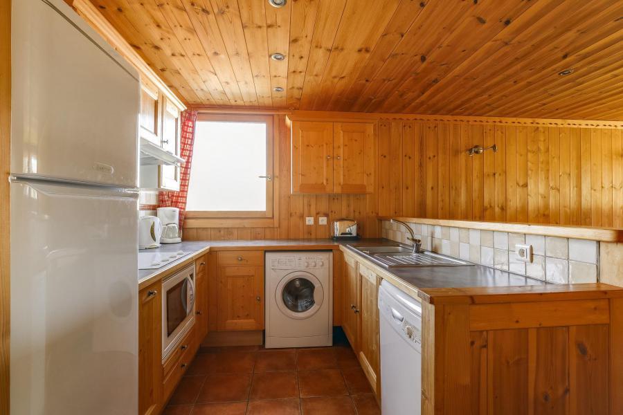 Location au ski Studio coin montagne 5 personnes (549) - Résidence Cascade - Les Arcs - Cuisine