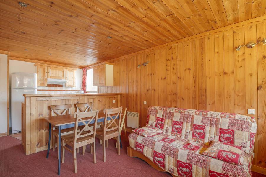 Location au ski Studio coin montagne 5 personnes (549) - Résidence Cascade - Les Arcs - Séjour