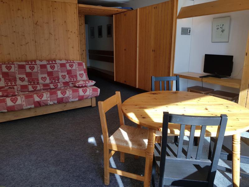 Location au ski Studio coin montagne 5 personnes (635) - Résidence Cascade - Les Arcs - Séjour