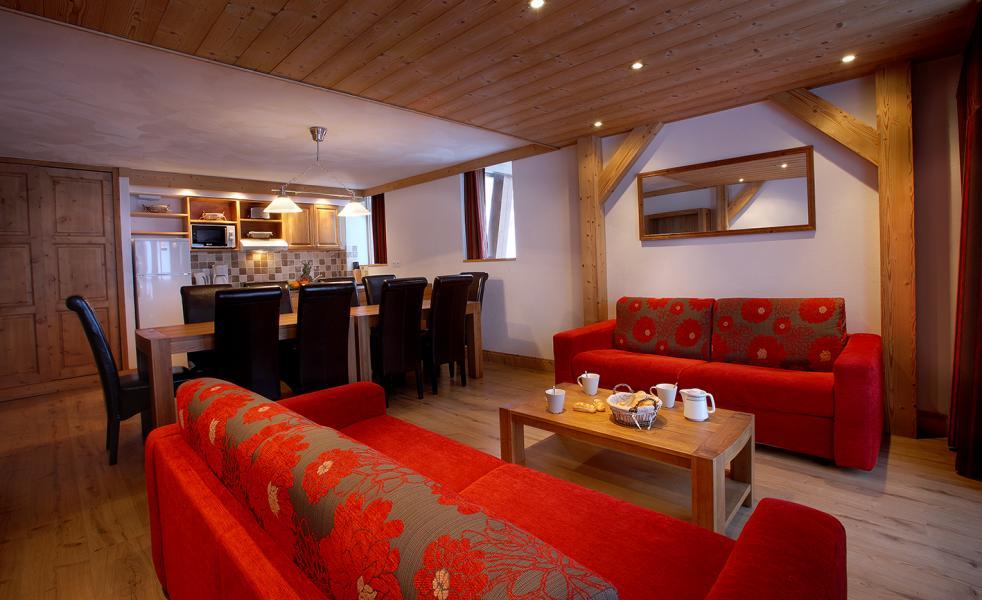 Location au ski Residence Chalet Des Neiges Cime Des Arcs - Les Arcs - Appartement