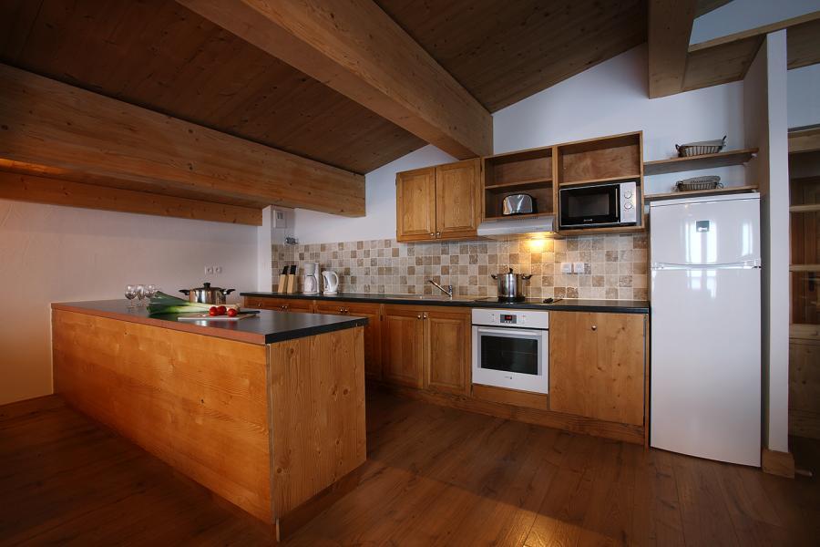 Location au ski Residence Chalet Des Neiges Cime Des Arcs - Les Arcs - Cuisine