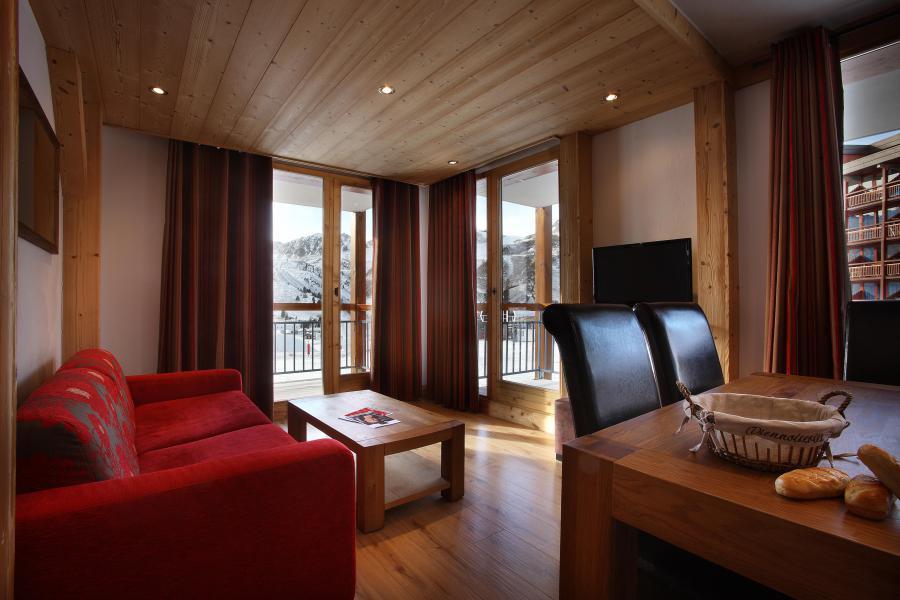 Alquiler al esquí Résidence Chalet des Neiges Cîme des Arcs - Les Arcs - Estancia