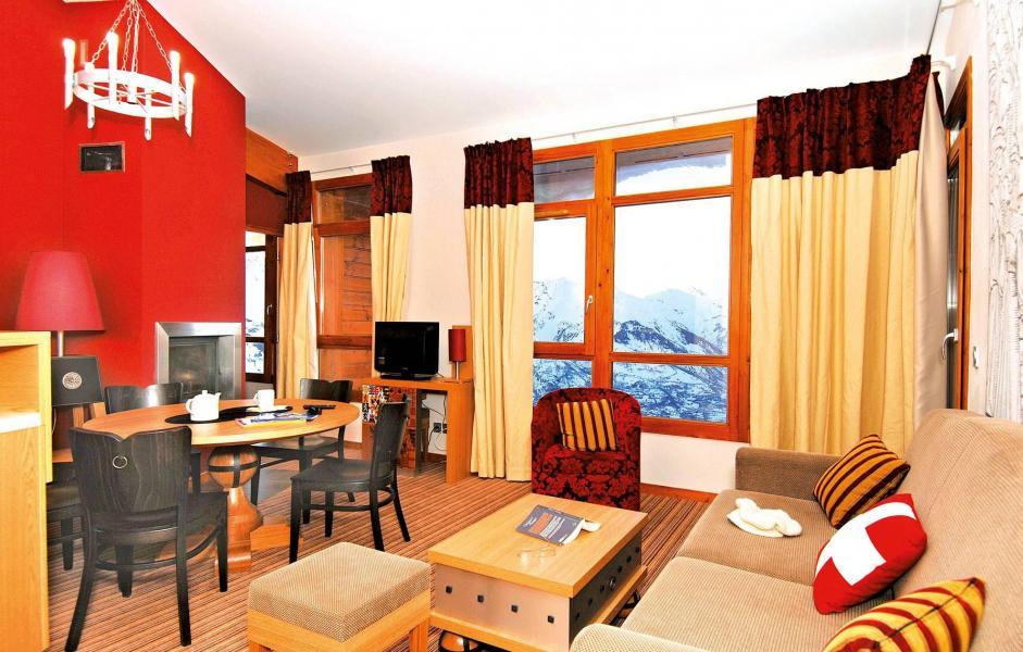 Location au ski Residence Edenarc - Les Arcs - Appartement
