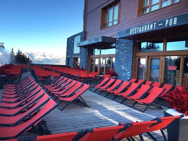 Location au ski Residence Edenarc - Les Arcs - Intérieur