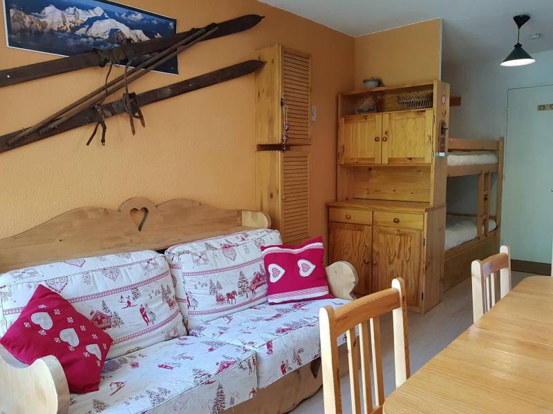 Location au ski Studio coin montagne 3 personnes (111) - Résidence Fond Blanc - Les Arcs