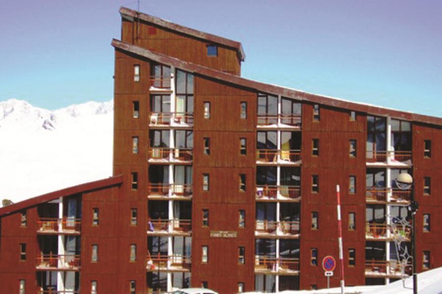 Location au ski Résidence Fond Blanc - Les Arcs