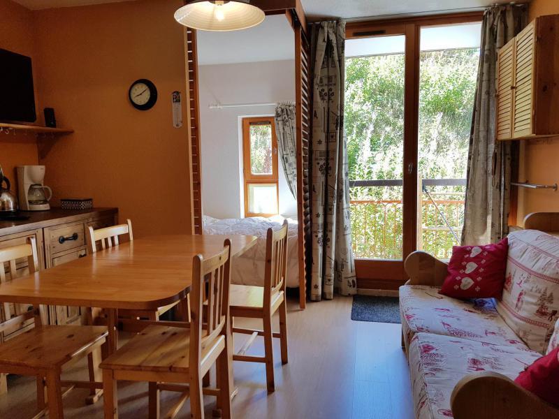 Location au ski Studio coin montagne 3 personnes (111) - Résidence Fond Blanc - Les Arcs - Appartement