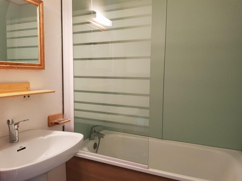 Location au ski Studio coin montagne 3 personnes (111) - Résidence Fond Blanc - Les Arcs - Salle de bains