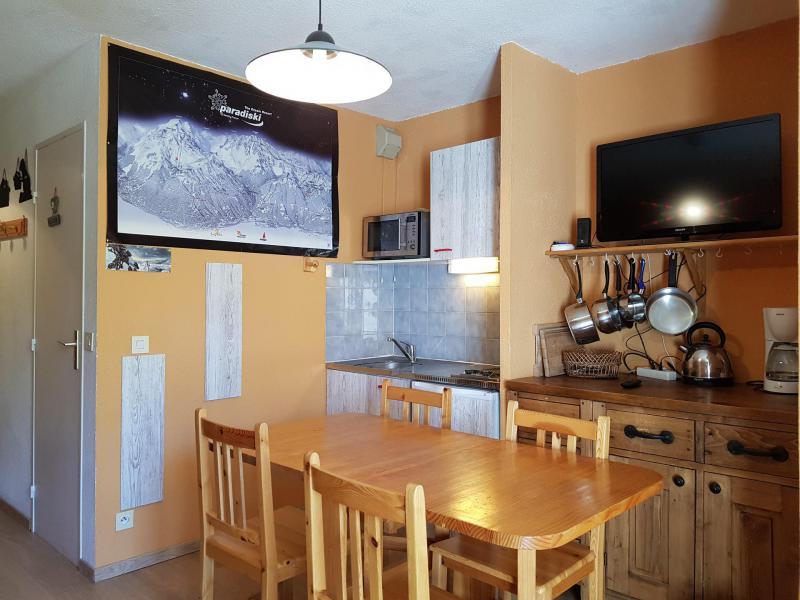 Wynajem na narty Studio z alkową 3 osoby (111) - Résidence Fond Blanc - Les Arcs - Apartament