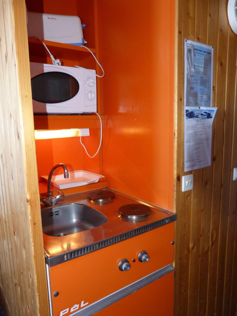 Location au ski Studio 2 personnes (1120) - Residence Grand Arbois - Les Arcs