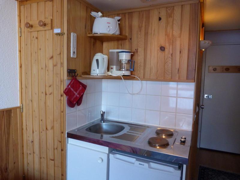 Location au ski Studio 2 personnes (414) - Residence Grand Arbois - Les Arcs