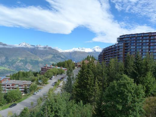 Location au ski Studio 2 personnes (1120) - Résidence Grand Arbois - Les Arcs