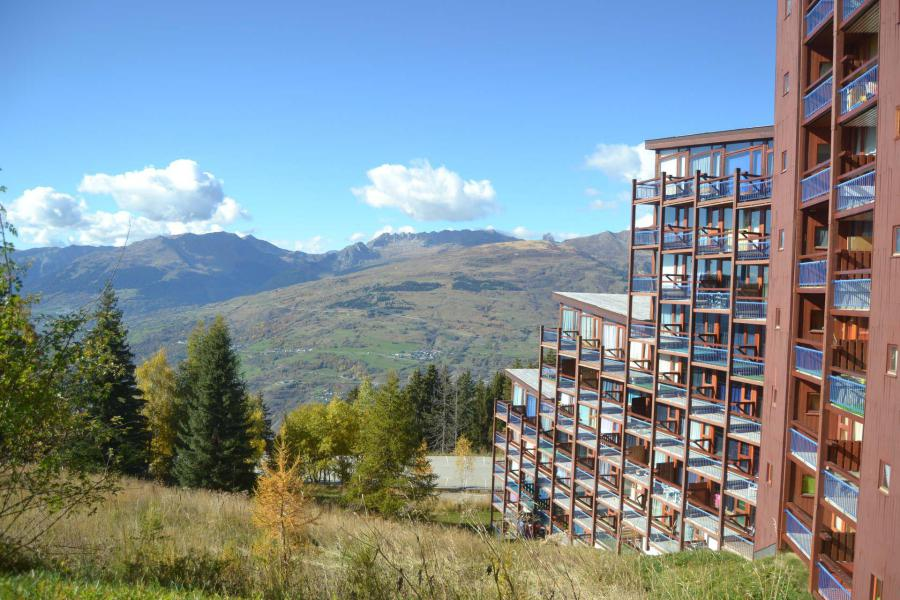 Wynajem na narty Résidence Grand Arbois - Les Arcs - Zima na zewnątrz
