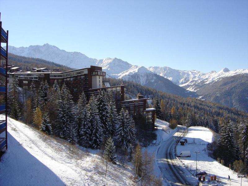 Location au ski Résidence Grand Arbois - Les Arcs - Extérieur hiver
