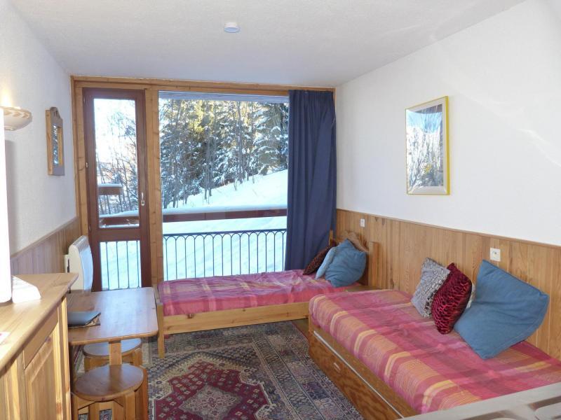Location au ski Studio 2 personnes (414) - Résidence Grand Arbois - Les Arcs - Appartement