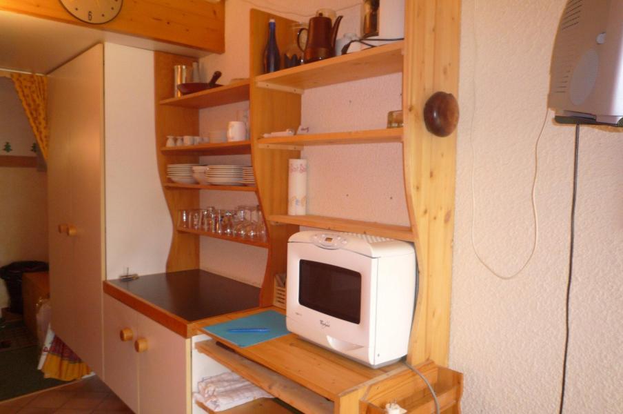 Location au ski Studio coin montagne 4 personnes (209) - Résidence Grand Arbois - Les Arcs - Appartement