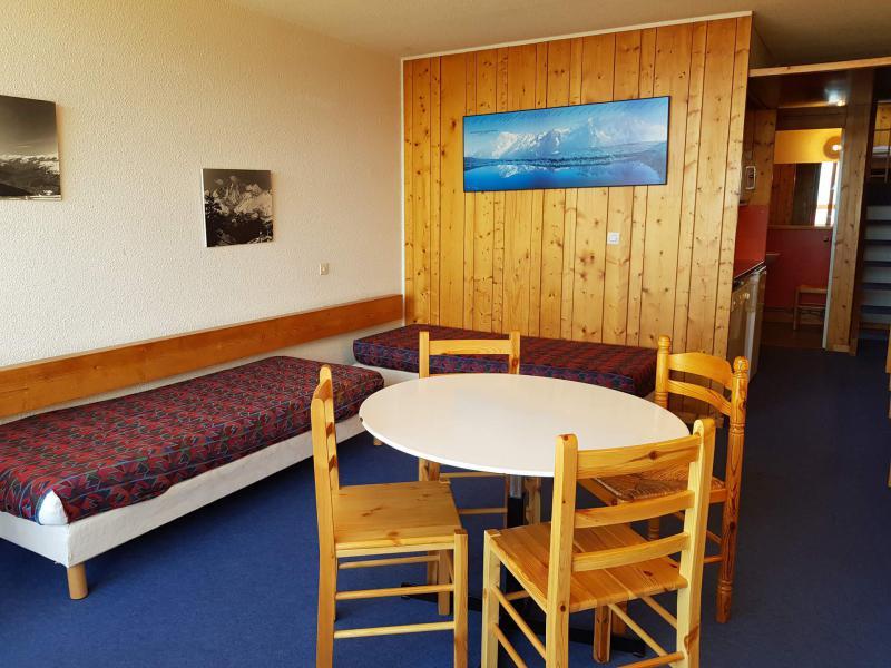 Location au ski Appartement 2 pièces 6 personnes (06) - Résidence Haut de l'Adret - Les Arcs