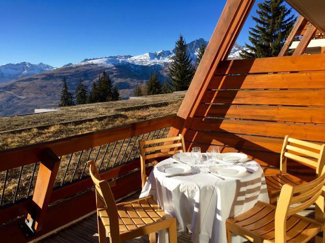 Wynajem na narty Studio z alkową 5 osób (13R) - Résidence Haut de l'Adret - Les Arcs