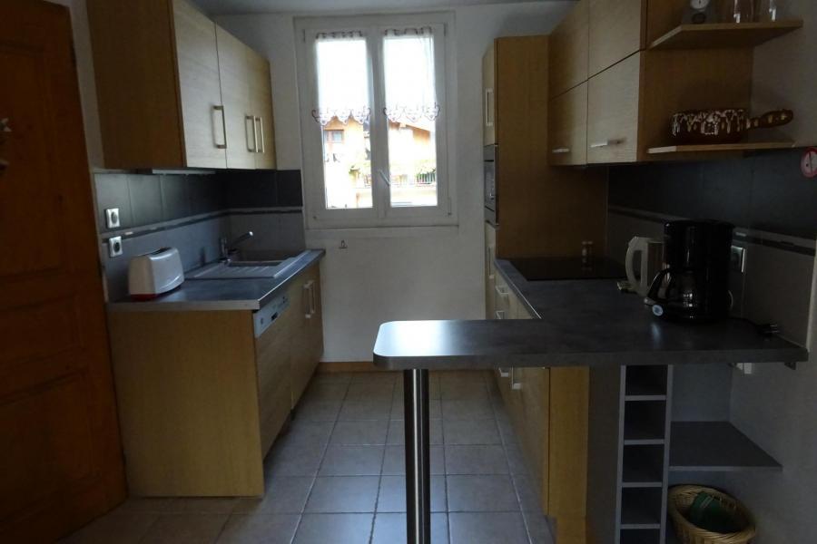 Wynajem na narty Apartament 3 pokojowy 6 osób - Résidence Jean Moulin - Les Arcs