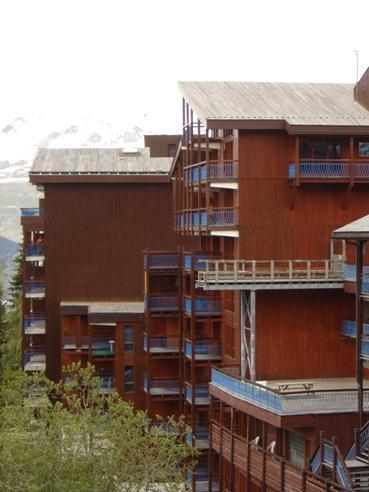 Location au ski Residence L'aiguille Des Glaciers - Les Arcs