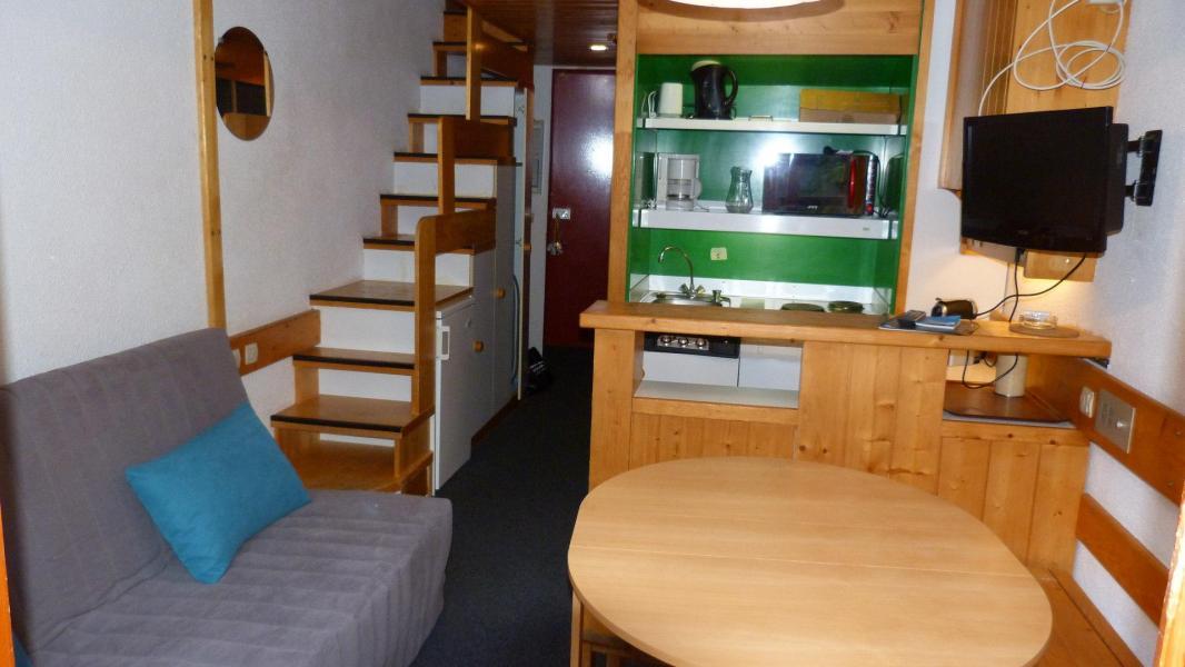 Location au ski Appartement 2 pièces 5 personnes (242) - Residence L'aiguille Grive Bat I - Les Arcs