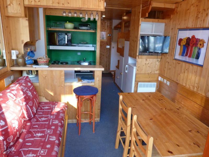 Location au ski Appartement 2 pièces 5 personnes (214) - Residence L'aiguille Grive Bat I - Les Arcs