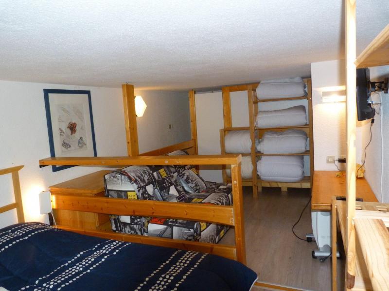 Аренда на лыжном курорте Апартаменты 2 комнат 5 чел. (242) - Résidence l'Aiguille Grive Bât I - Les Arcs
